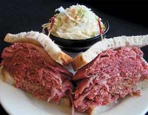 Corned Beef Meal